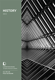Cover image of the catalog titled LX2021HistoryCatalog