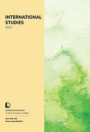 Cover image of the catalog titled LX2021InternationalStudiesCatalog