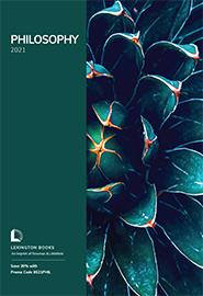 Cover image of the catalog titled LX2021PHILOSOPHYCATALOG