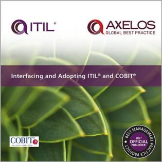 Cover image for the book Interfacing And Adopting ITILl® And COBIT®