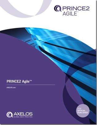 Cover image for the book Prince2 Agile