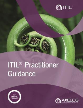 Cover image for the book ITIL® Practitioner Guidance