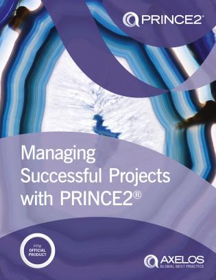 Cover image for the book Managing Successful Projects with PRINCE2, 2017 Edition