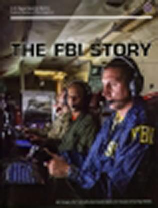 Cover image for the book The FBI Story 2016