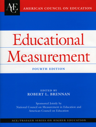 Cover image for the book Educational Measurement, Fourth Edition