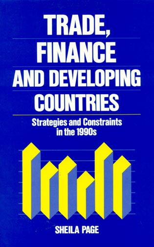 Cover image for the book Trade, Finance, and Developing Countries: Strategies and Constraints in the 1990s