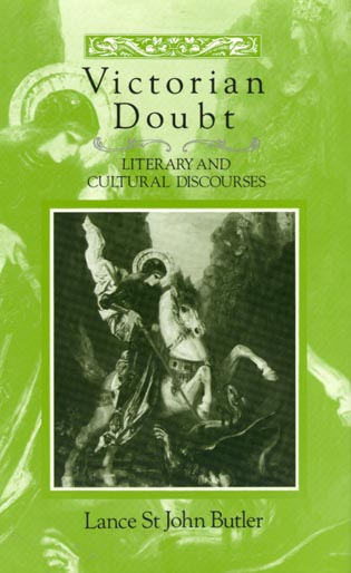 Cover image for the book Victorian Doubt: Literary and Cultural Discourses
