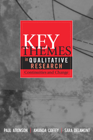 Cover image for the book Key Themes in Qualitative Research: Continuities and Changes