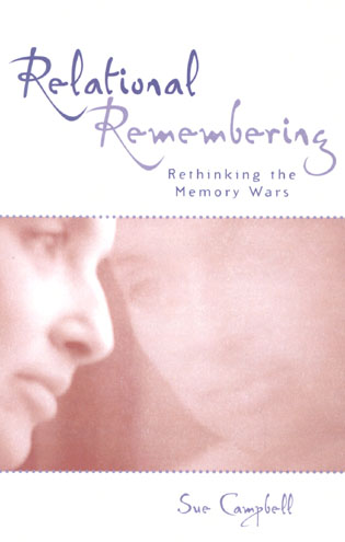 Cover image for the book Relational Remembering: Rethinking the Memory Wars
