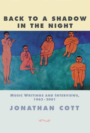 Cover image for the book Back to a Shadow in the Night: Music Journalism and Writings: 1968-2001