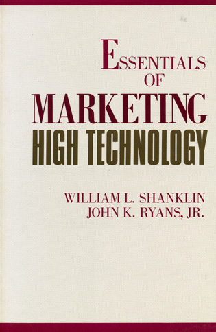 Cover image for the book Essentials of Marketing High Technology