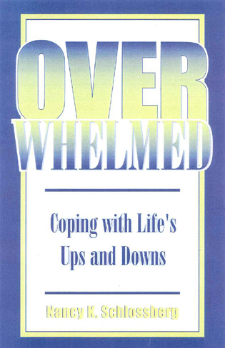 Cover image for the book Overwhelmed: Coping with Life's Ups and Downs, Revised Edition