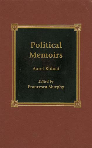 Cover image for the book Political Memoirs