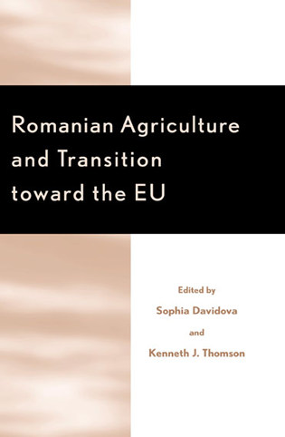 Cover image for the book Romanian Agriculture and Transition Toward the EU