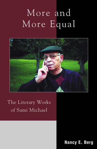 Cover image for the book More and More Equal: The Literary Works of Sami Michael