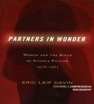 Cover image for the book Partners in Wonder: Women and the Birth of Science Fiction, 1926-1965