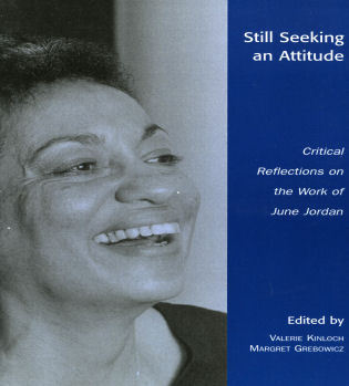Cover image for the book Still Seeking an Attitude: Critical Reflections on the Work of June Jordan