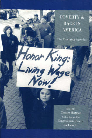 Cover image for the book Poverty & Race in America: The Emerging Agendas