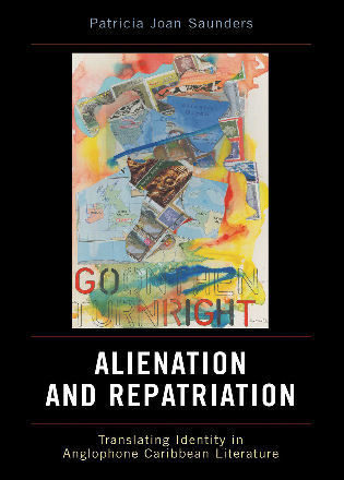 Cover image for the book Alien-Nation and Repatriation: Translating Identity in Anglophone Caribbean Literature