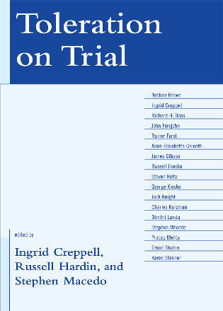 Cover image for the book Toleration on Trial