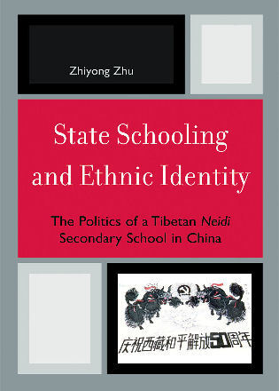 Cover image for the book State Schooling and Ethnic Identity: The Politics of a Tibetan Neidi Secondary School in China