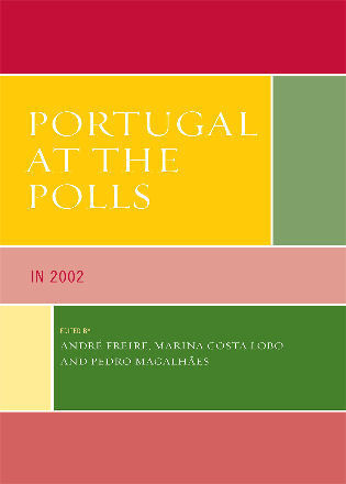 Cover image for the book Portugal at the Polls: in 2002