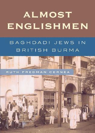 Cover image for the book Almost Englishmen: Baghdadi Jews in British Burma