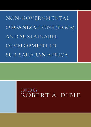 Cover image for the book Non-Governmental Organizations (NGOs) and Sustainable Development in Sub-Saharan Africa
