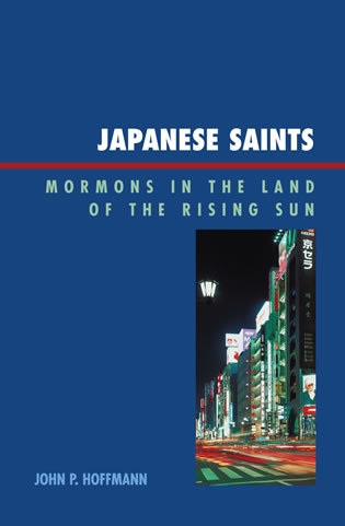Cover image for the book Japanese Saints: Mormons in the Land of the Rising Sun