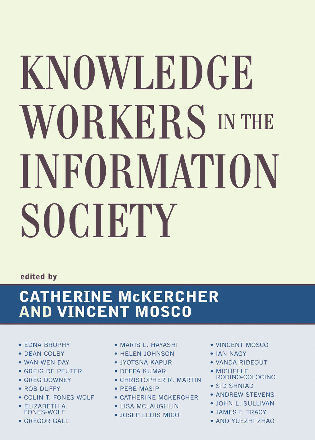 Cover image for the book Knowledge Workers in the Information Society