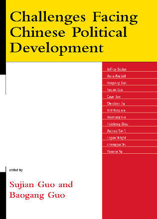 Cover image for the book Challenges Facing Chinese Political Development