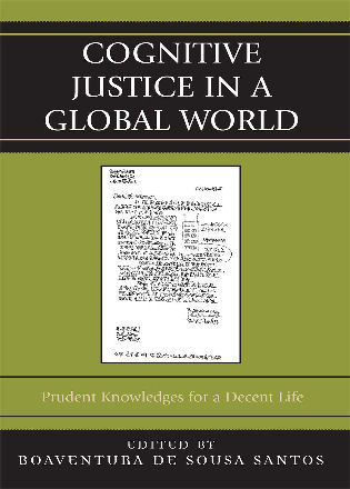 Image result for Cognitive Justice in a Global World