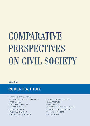 Cover image for the book Comparative Perspectives on Civil Society