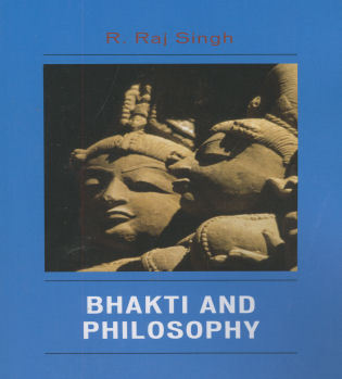 Cover image for the book Bhakti and Philosophy