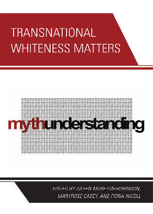 Cover image for the book Transnational Whiteness Matters