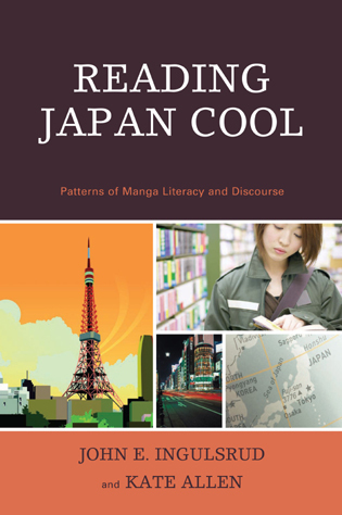 Cover image for the book Reading Japan Cool: Patterns of Manga Literacy and Discourse