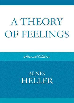 Cover image for the book A Theory of Feelings