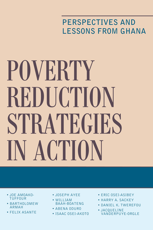 Cover image for the book Poverty Reduction Strategies in Action: Perspectives and Lessons from Ghana