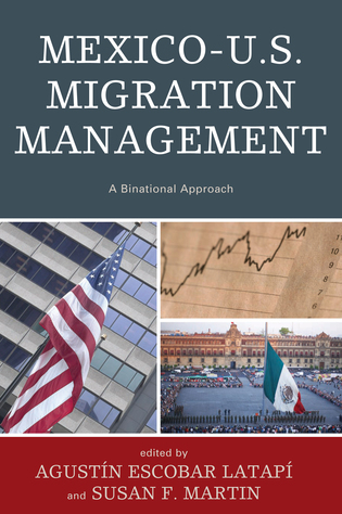 Cover image for the book Mexico-U.S. Migration Management: A Binational Approach