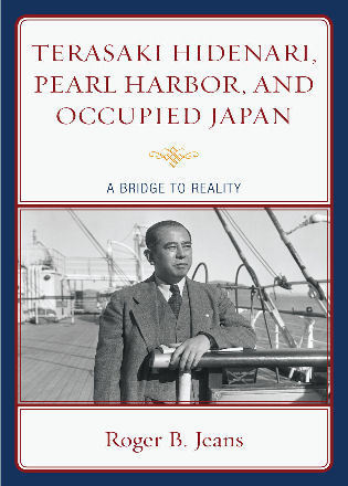 Cover image for the book Terasaki Hidenari, Pearl Harbor, and Occupied Japan: A Bridge to Reality