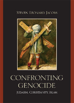 Cover image for the book Confronting Genocide: Judaism, Christianity, Islam