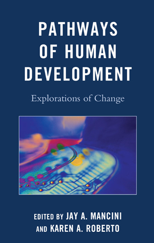 Cover image for the book Pathways of Human Development: Explorations of Change