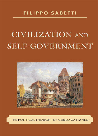 Cover Image of the book titled Civilization and Self-Government