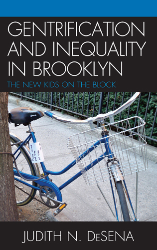 Cover image for the book The Gentrification and Inequality in Brooklyn: New Kids on the Block