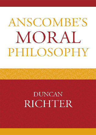 Cover image for the book Anscombe's Moral Philosophy