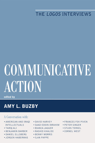 Cover image for the book Communicative Action: The Logos Interviews