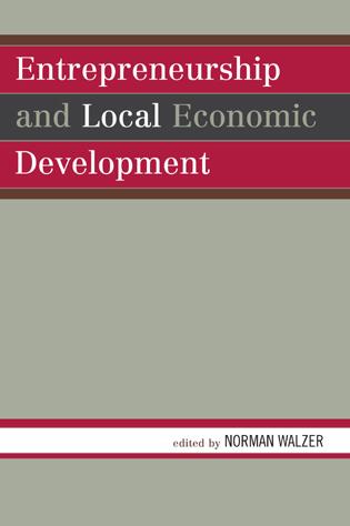 Cover image for the book Entrepreneurship and Local Economic Development