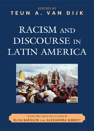 Cover image for the book Racism and Discourse in Latin America