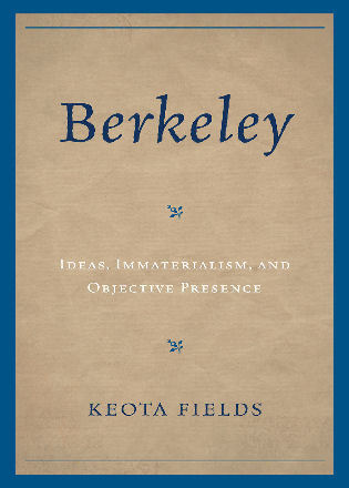 Cover image for the book Berkeley: Ideas, Immateralism, and Objective Presence