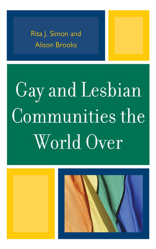 Cover image for the book Gay and Lesbian Communities the World Over